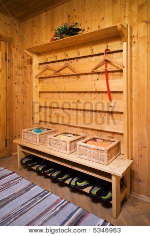 Wooden And Beautiful Sauna