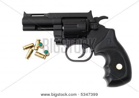 Gaspistol And Bullets