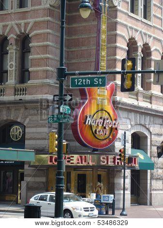 Hard Rock Cafe in Philadelphia