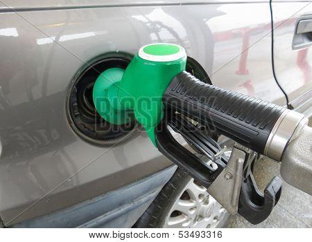 Fuel Full Up