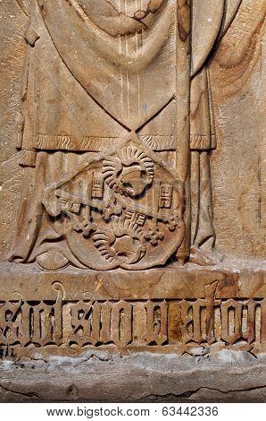 Ancient Bremen Coat Of Arms