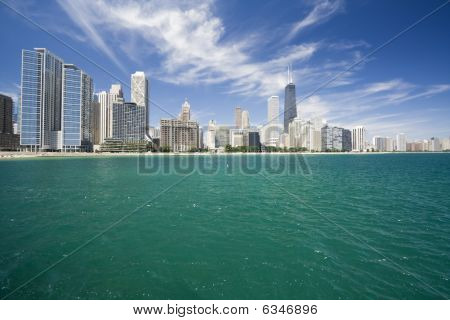 Amazing Gold Coast In Chicago