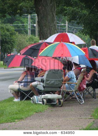Rainy Day For A Parade