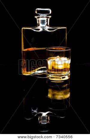 Scotch Whiskey Or Bourbon