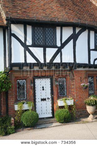 Historic english cottage