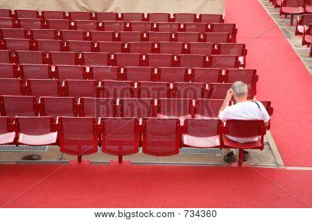 Waiting Alone