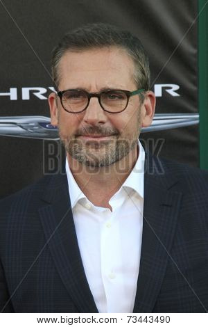 LOS ANGELES - OCT 6:  Steve Carell at the