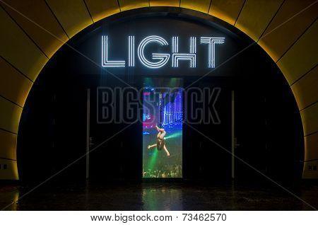 Las Vegas , Light Night Club