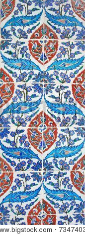 Turkish Wall Tiles