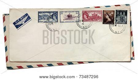 Coronation 1953 Stamps
