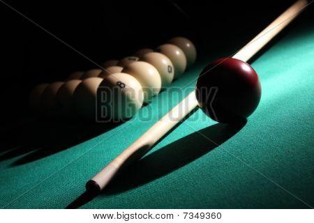 Billiard Still Life
