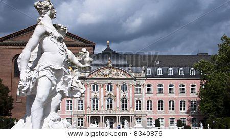 Trier, the Kurfürstliches Palais
