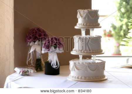 Cake for guest