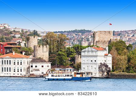 Anadolu Hisari, Turkey