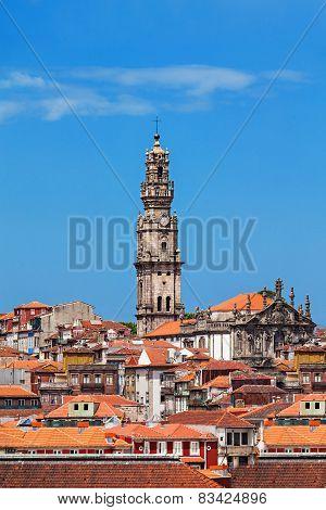 Clerigos Tower, Porto