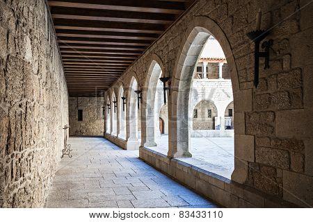 Palace Duques Of Braganza