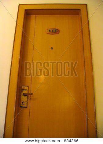 Door 666