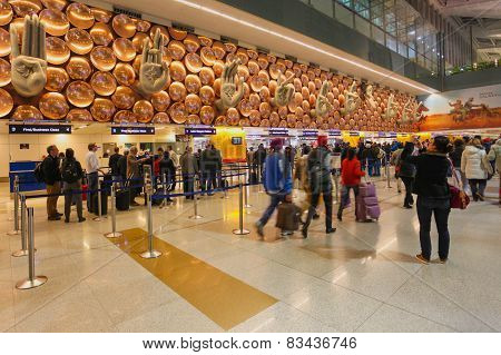 Indra Gandhi Airport