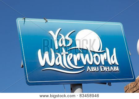 Yas Waterworld Amusement