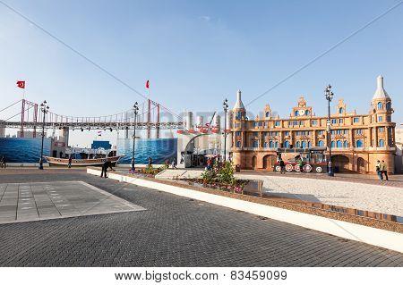Turkey Pavilion At Dubai Global Village
