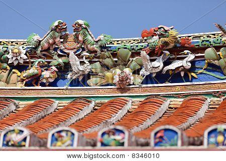 Buddhism Temple Art