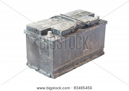 used battery