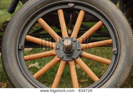 Classic Truck Spare Tire