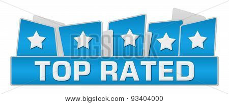 Top Rated Blue Squares On Top