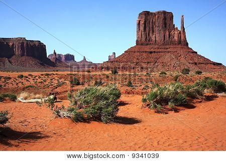 Monument Valley NP, Arizona