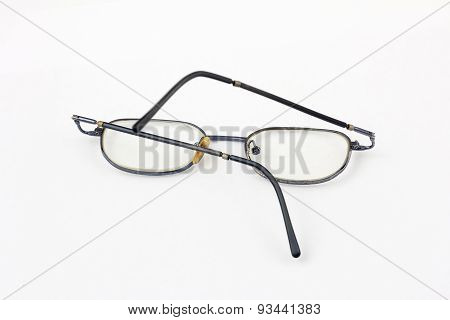 Old Bent Glasses