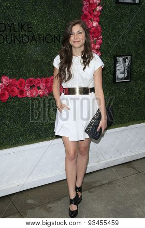 LOS ANGELES - JUN 13:  Kennedy Tucker at the LadyLike Foundation 7th Annual Women Of Excellence Scholarship Luncheon at the Luxe Hotel on June 13, 2015 in Los Angeles, CA
