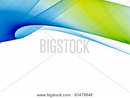 abstract blue green yellow background texture