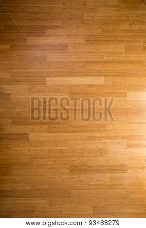 Background Texture Of A Bamboo Floor