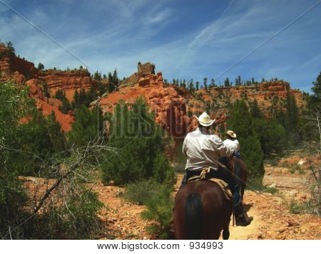 Red Canyon Horseback