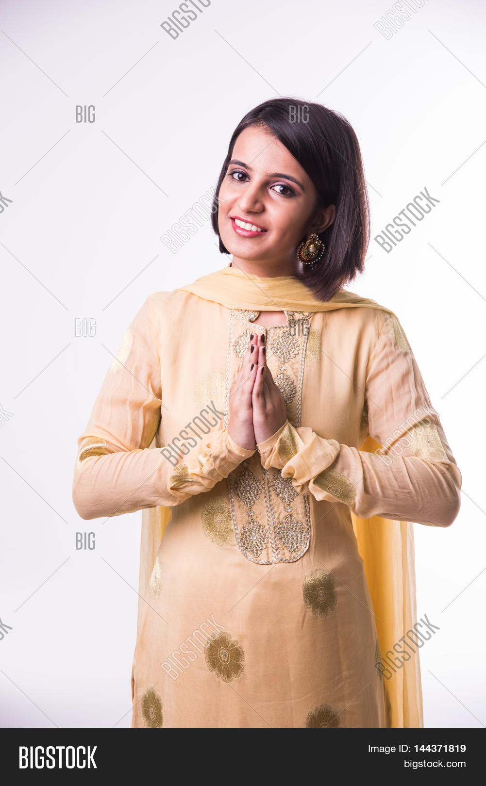 Happy Indian Yount Image Photo Free Trial Bigstock