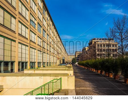 Lingotto In Turin (hdr)