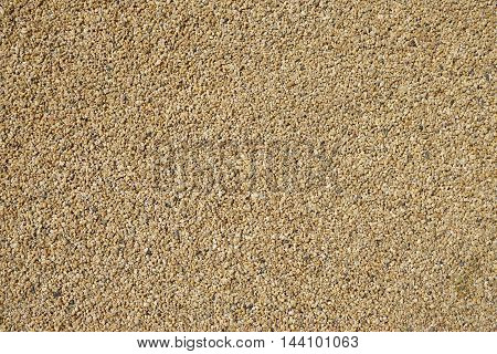 fine or granular gravel background texture pattern