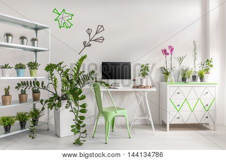 Make Your Room Look Like A Garden