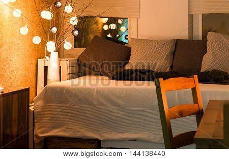 Quiet Moments At Bedroom