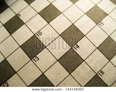 crossword puzzle with numbers and lines crossword puzzle with numbers and lines