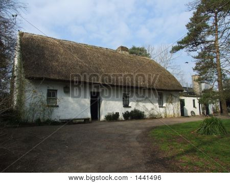 Irish Tatch Cottage