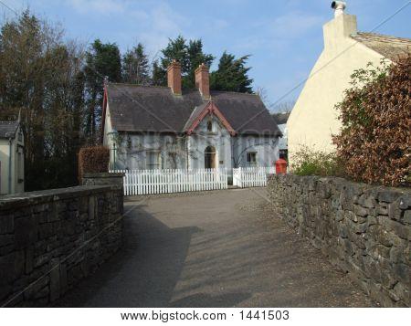 Rural Irish Street