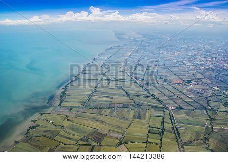 Sea Lanscape