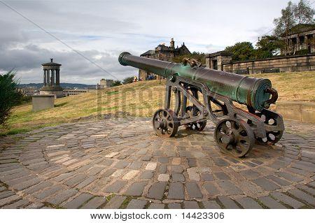 Commemorative Cannon