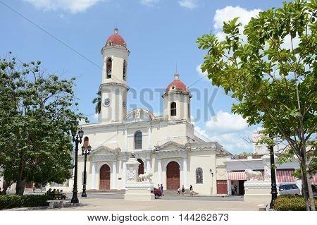 Cienfuegos Cathederal