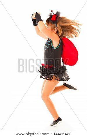 Ladybug Dancing