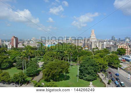 Havana City Overview