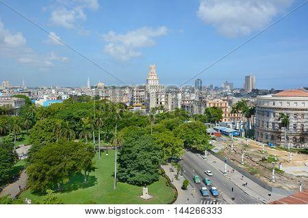 Havana City Cityscape