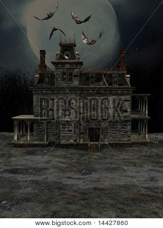 Casa embrujada 3