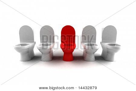 Choose the best toilet